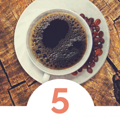5 Tips For Making A Great Cup Of Coffee At Home