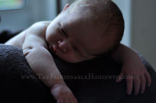 Sleeping Baby Infant