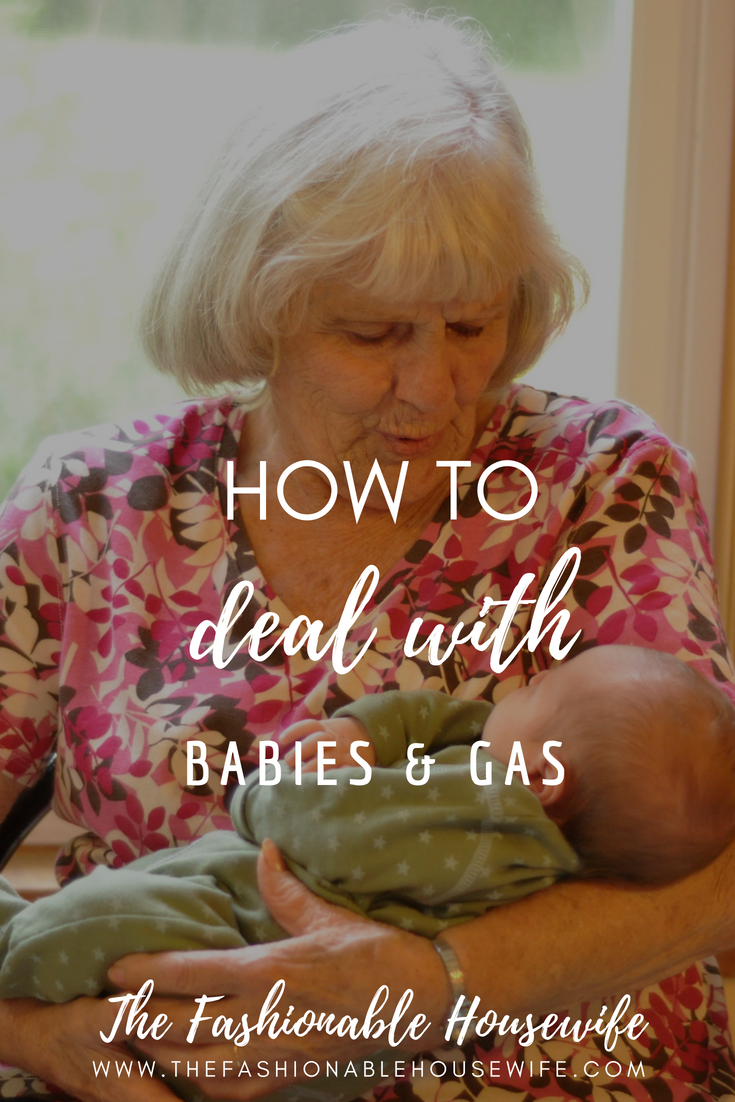 Natural Treatment For Gas In Babies