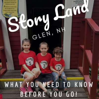 Story Land in Glen, NH – What You Need To Know Before You Go