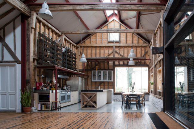 converted barn