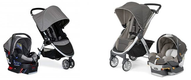 Is a Stroller and Car Seat Combo the Right Choice?