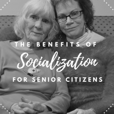 Important Benefits of Socialization For Senior Citizens