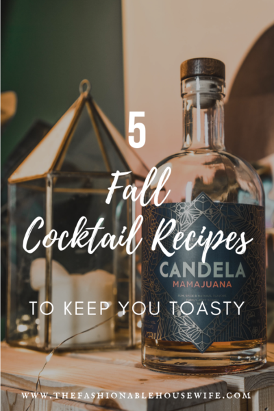 5 Fall Cocktail Recipes To Keep You Toasty