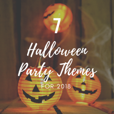 7 Halloween Party Themes For 2018