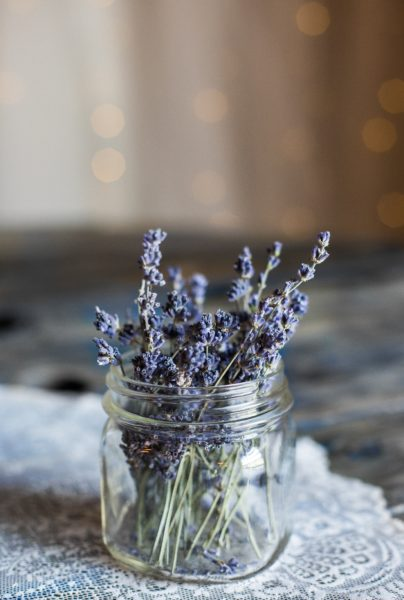 Lavender for a full night's sleep
