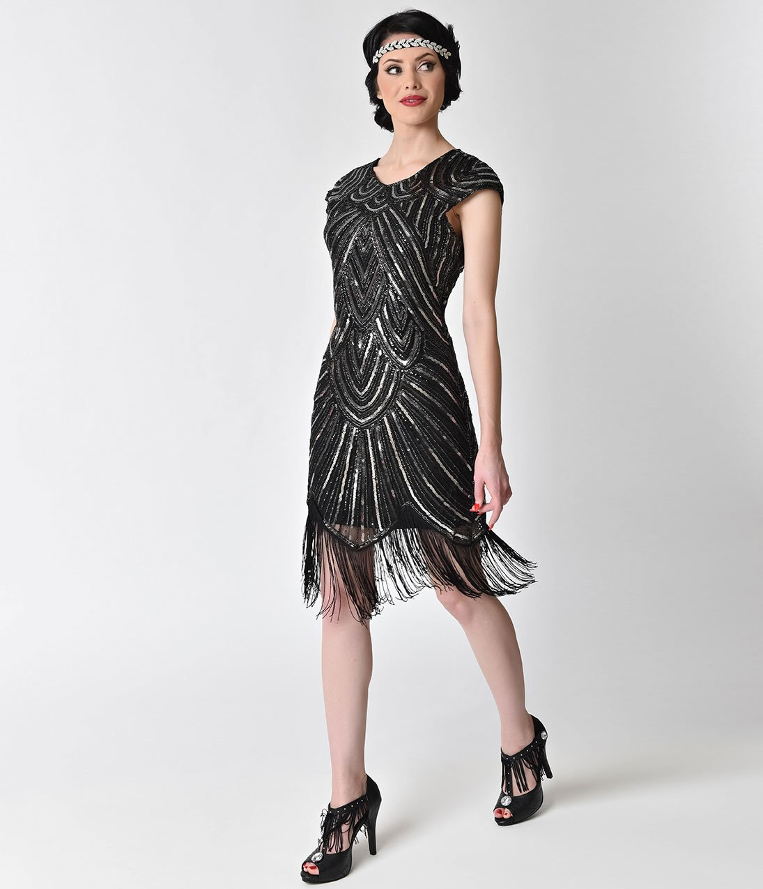 1920s Style Dress from Unique Vintage