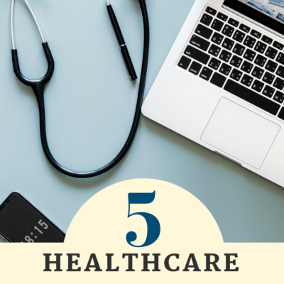 5 Healthcare Issues You Can Actually Handle Online