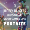 5 Hidden Dangers in Popular Video Games like Fortnite