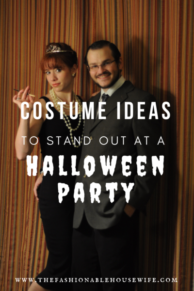 Costume Ideas To Stand Out At A Halloween Party
