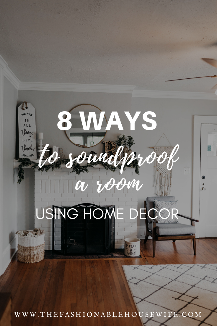 8 ways to soundproof a room using home decor the - How to soundproof your apartment ...