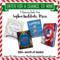 Enter To Win 4 Books From Sophia Press