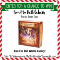 Enter To Win Road To Bethlehem