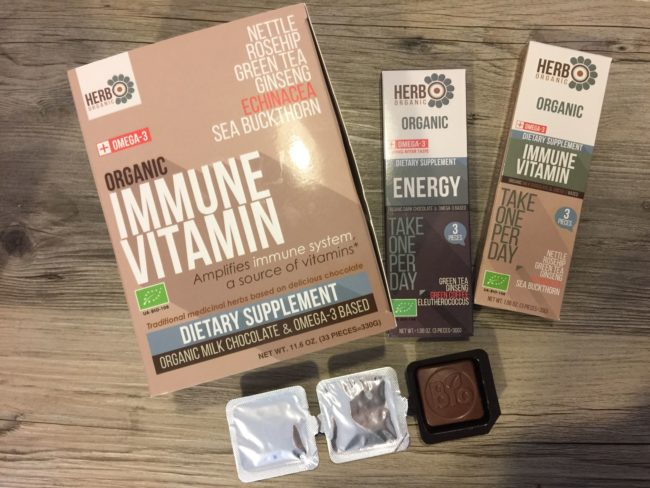 HERBO Superfood Immune Vitamin
