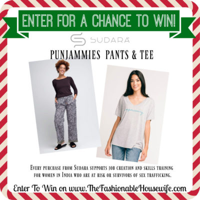 Enter To Win Punjammies® from Sudara