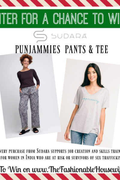 Enter To Win Punjammies Pants & Tee