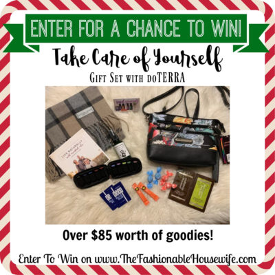 Enter To Win Take Care Of Yourself Gift Set with doTERRA