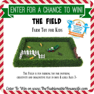 Enter To Win The Field Farm Toy For Kids!