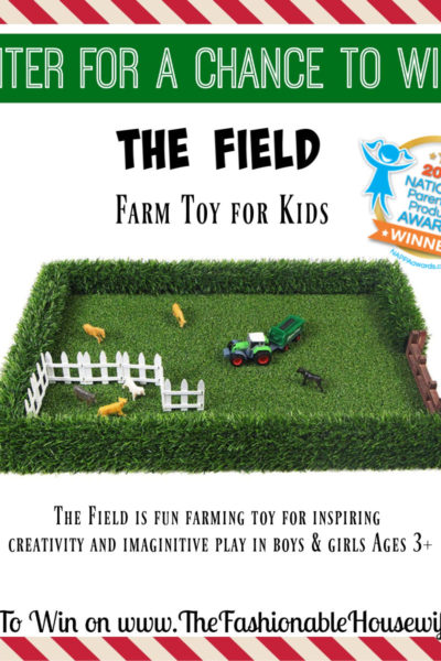 Enter To Win The Field Toy