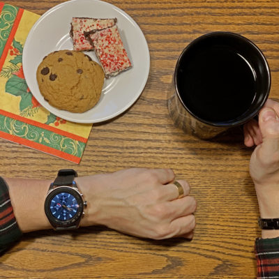 Last Minute Gift Idea: LG Watch W7 Smartwatch!