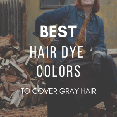 Best Hair Dye Colors to Cover Gray Hair