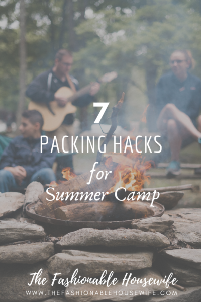7 Packing Hacks for Summer Camp