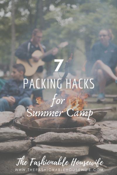 7 Packing Hacks for Summer Camp
