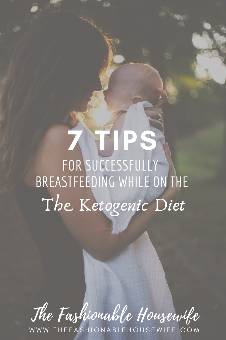 7 Tips For Successfully Breastfeeding While On The ...