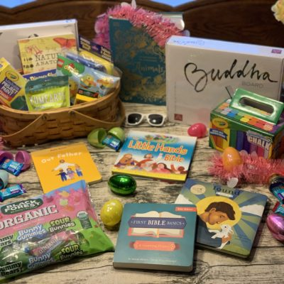 AWESOME Easter Basket Gift Ideas For Kids Ages 2-5 You Can Get On Amazon Prime!