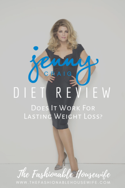 Jenny Craig Diet Review: Does It Work For Lasting Weight Loss?