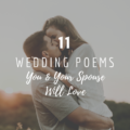 11 Wedding Poems You And Your Spouse Will Love