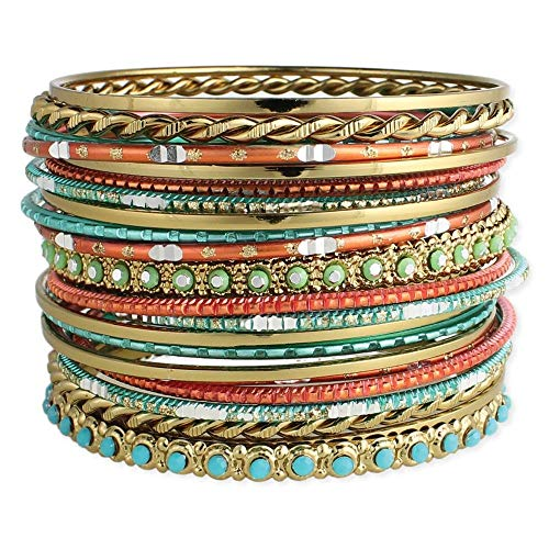 Trend Alert: Party Wear Bangles Are Back In!