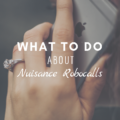 What To Do About Nuisance Robocalls