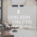 5 Living Room Lighting Ideas for a Cozier Home