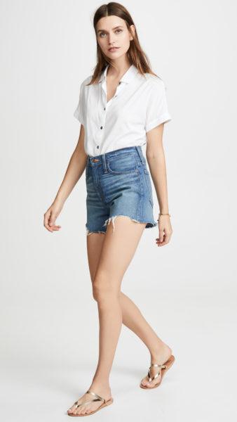 Madewell Vintage Shorts