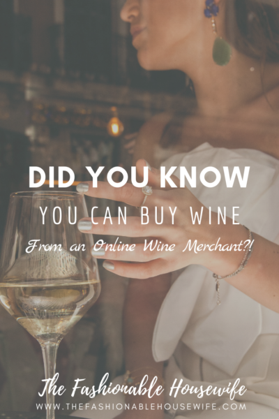 Did You Know You Can Buy Wine From an Online Wine Merchant?!