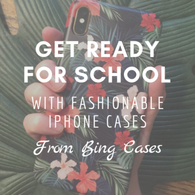 Get Ready For School with Fashionable iPhone Cases from BingCases
