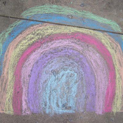 Check Out the Luna Park Chalk Art Festival in Santa Clara
