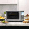 Upgrade Your Kitchen Game With Breville Combi Wave 3-in-1 Microwave