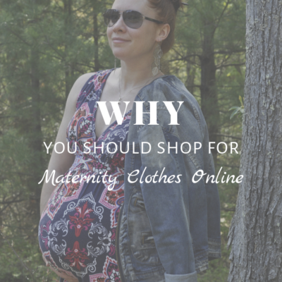 Why You Should Shop For Maternity Clothes Online