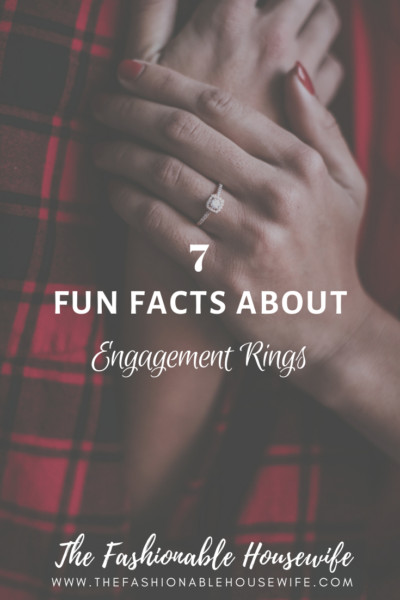 7 Fun Facts About Engagement Rings