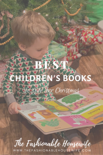 Best Children's Books To Give For Christmas