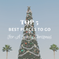 Top 5 Best Places To Go For A Family Christmas
