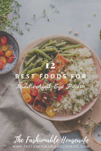 12 Best Foods for Middle Age Eye Health