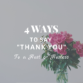 """4 Ways To Say """"Thank You"""" To a Host or Hostess"""