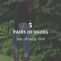 5 Pairs of Shoes You Actually Need