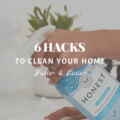 6 Hacks To Clean Your Home Faster And Easier