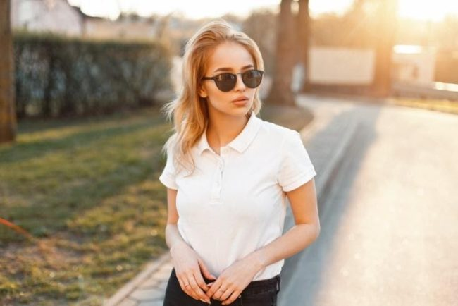 How To Dress Your Polo Shirts Up and Down • The Fashionable Housewife