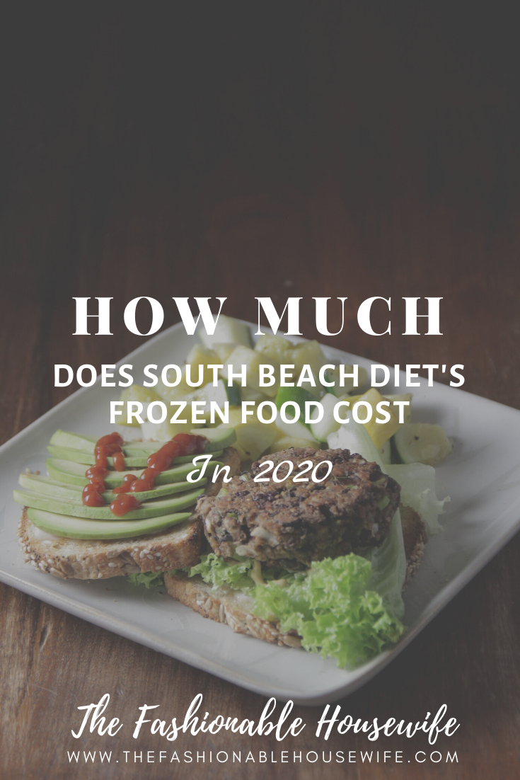 How Much Does South Beach Diet's Frozen Food Cost In 2020