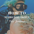 How To Scuba Dive Safely This Summer